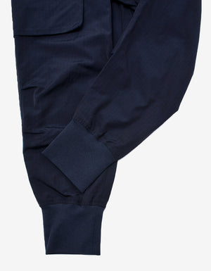 Navy Blue Ripstop Utility Pants