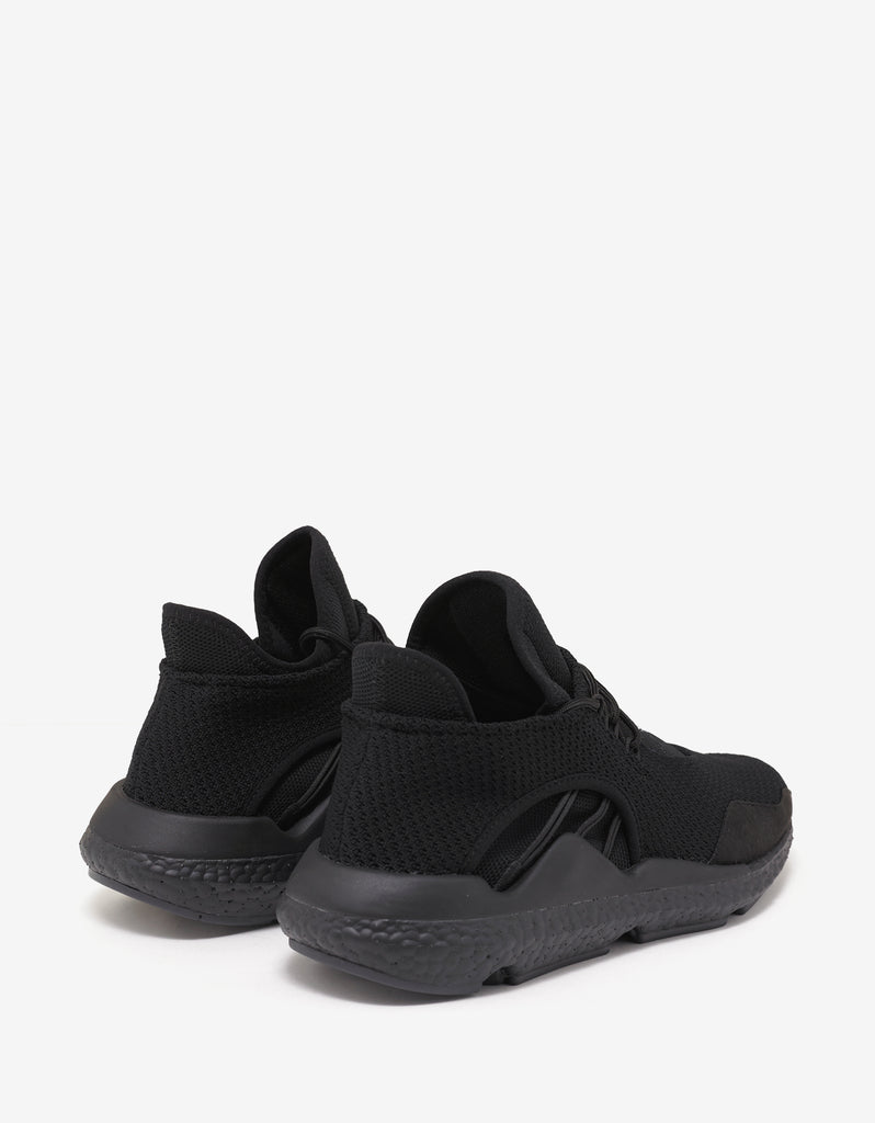 Saikou Black Trainers