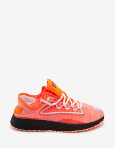 Y-3 Raito Racer II Orange Trainers