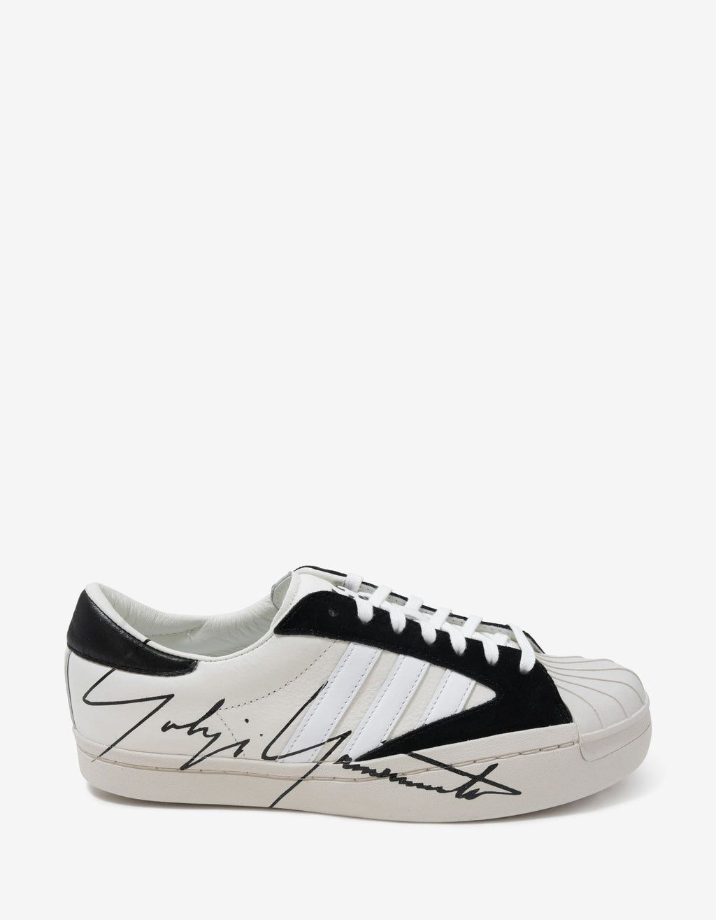 Yohji Star Off-White Trainers