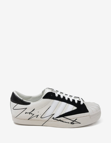 Y-3 Yohji Star Off-White Trainers