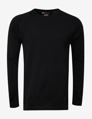 Y-3 x James Harden Black Compression Sweater