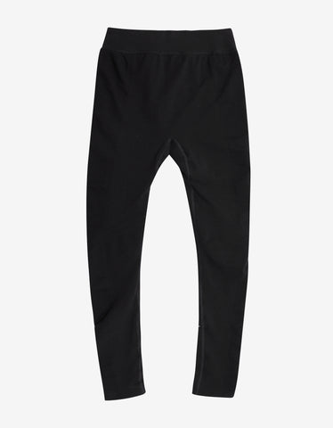 Y-3 x James Harden Black Compression Tights