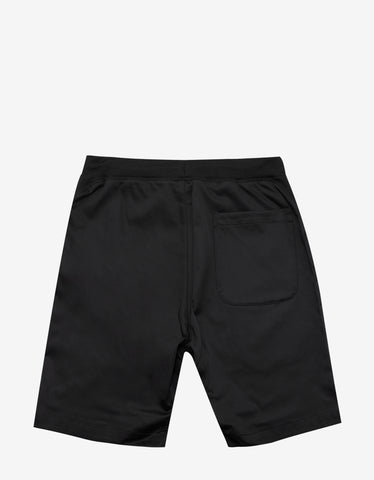 Y-3 x James Harden Black Sateen Shorts