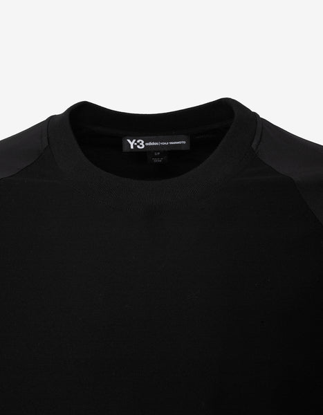 12d5877bf Y-3 x James Harden Black Sateen T-Shirt – ZOOFASHIONS.COM