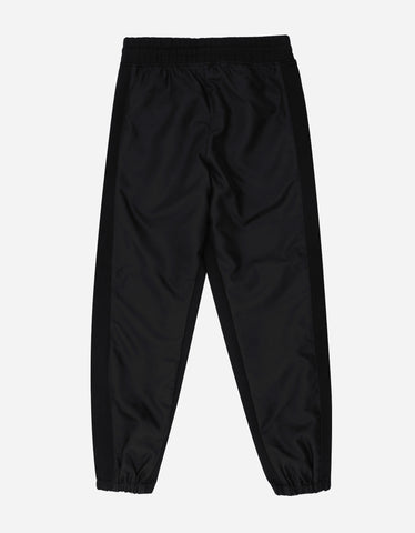 Yeezy True Onyx Black Nylon Track Pants
