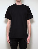 Black Toya Graphic Print T-Shirt