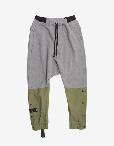 Ben Taverniti Unravel Project Hybrid Track Sweat Pants