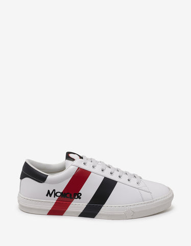 Moncler Montpellier White Trainers
