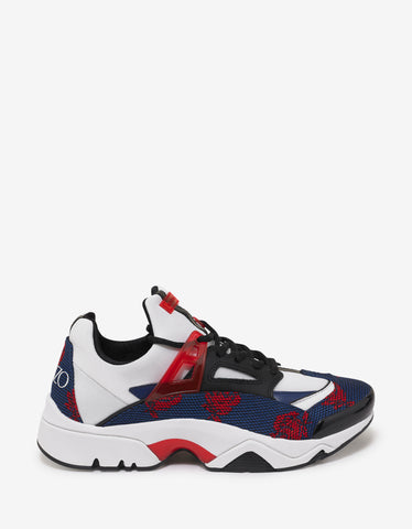 Kenzo Sonic Roses Trainers