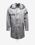 Raso-R 3L Grey Over Dyed Parka