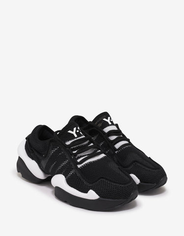 Y-3 Ren Black Trainers