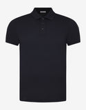 Navy Blue Polo T-Shirt