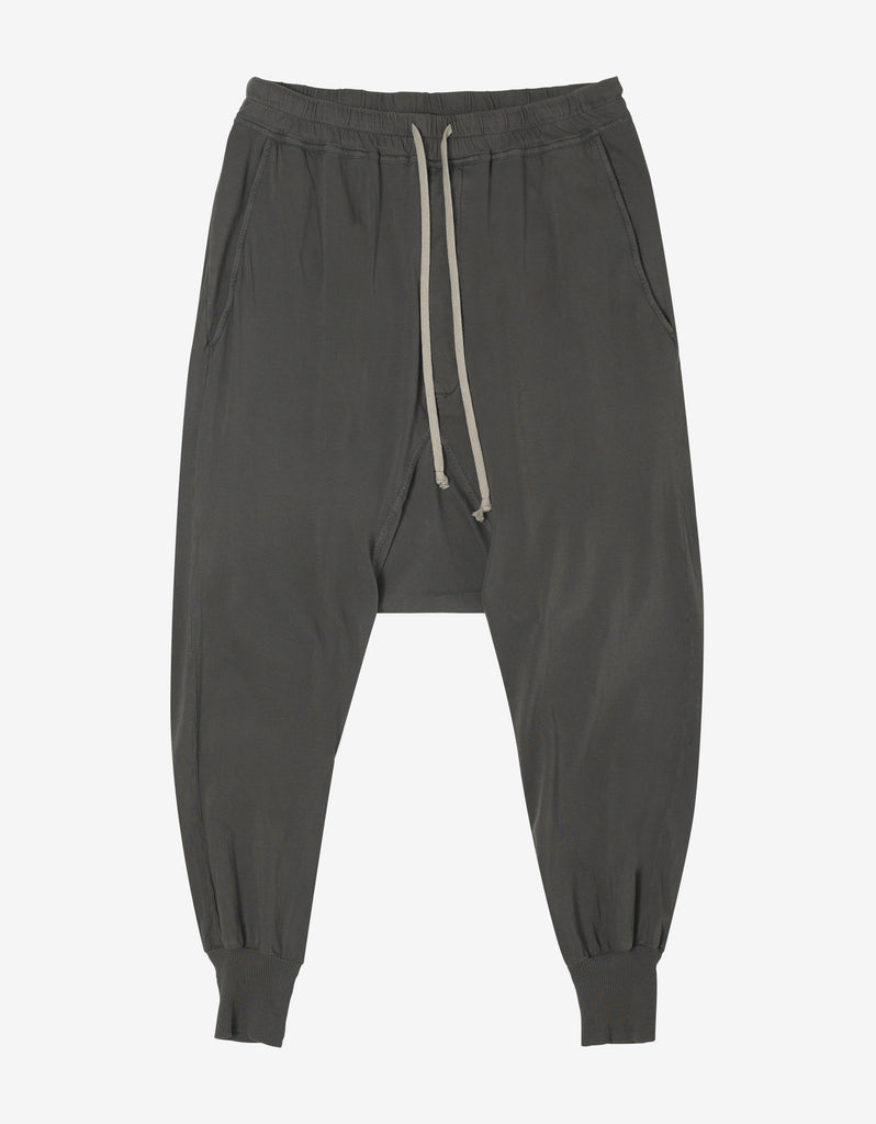 Prisoner Drawstring Darkdust Grey Lightweight Sweat Pants