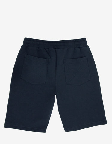Kenzo Blue Sweat Shorts