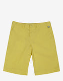 Yellow Casual Shorts