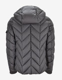 Berriat Grey Down Jacket