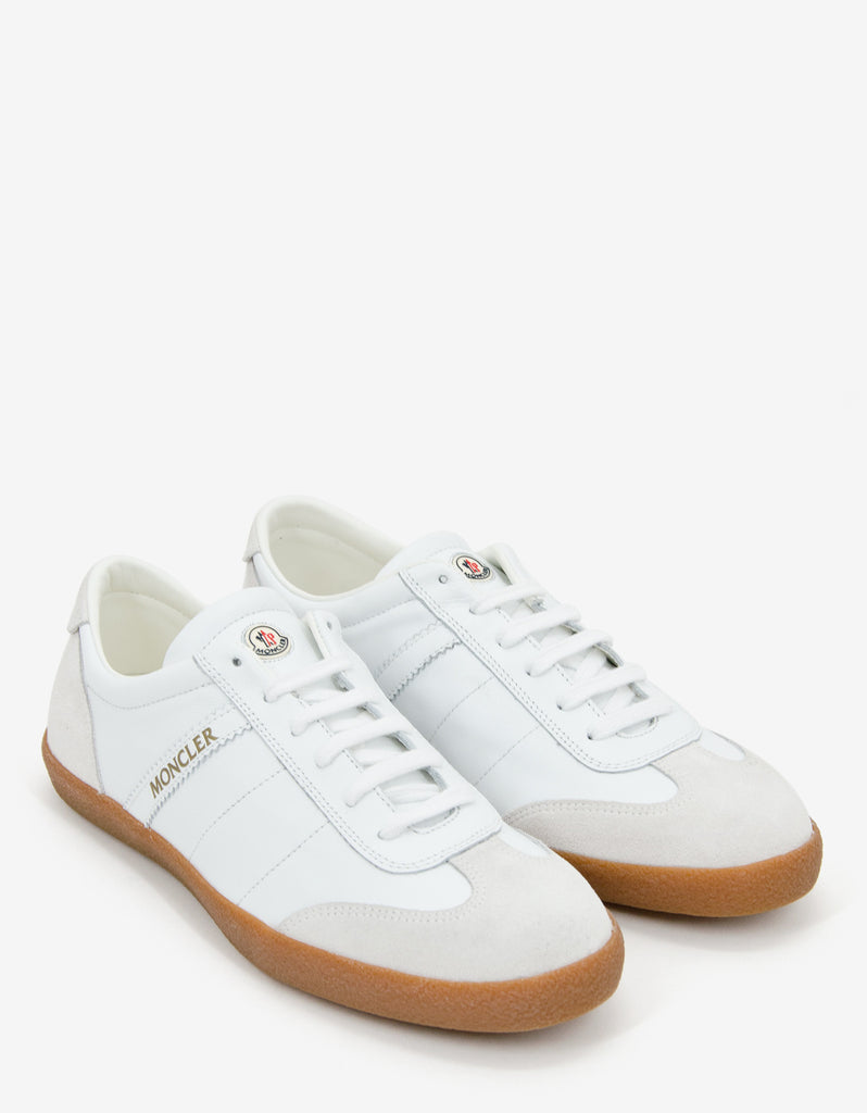 White Leather Biarritz Trainers