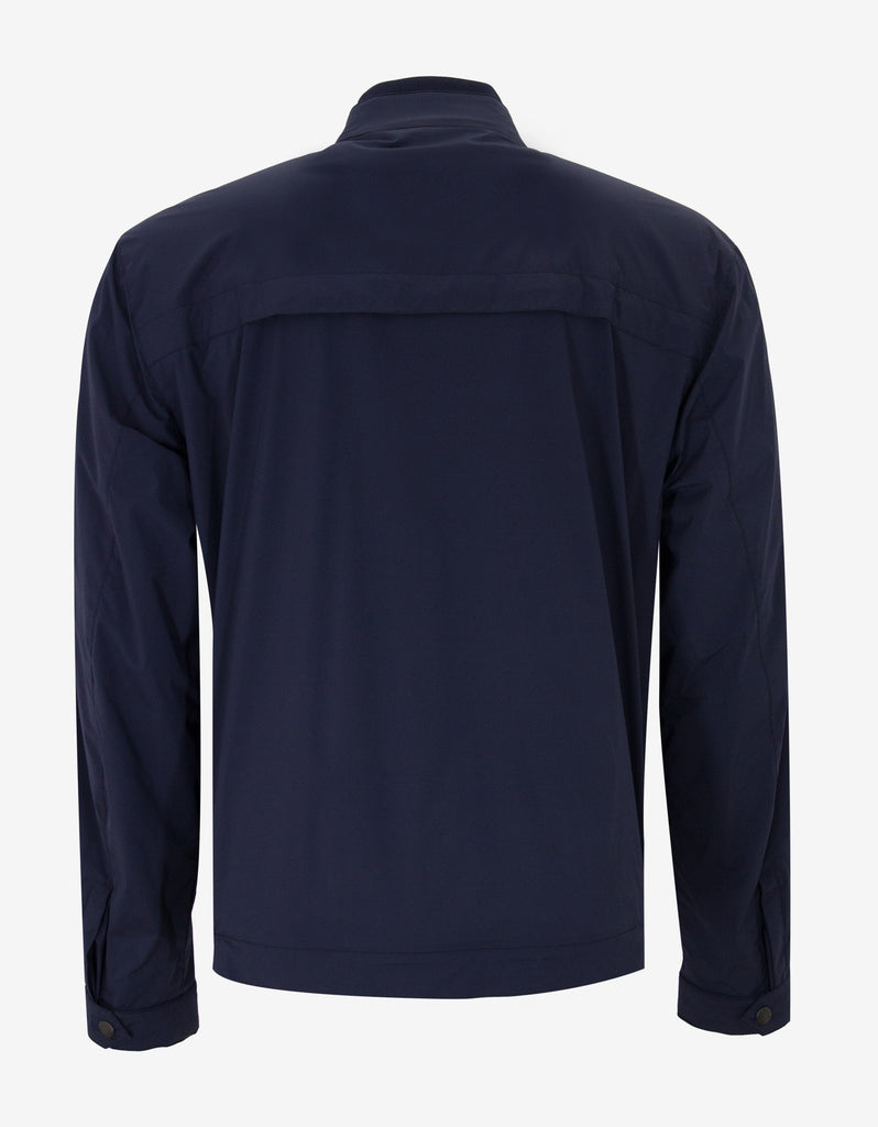 Vence Navy Blue Lightweight Jacket