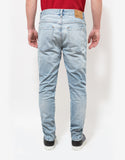 Blue Ray Tapered 'Noise Wash' Jeans