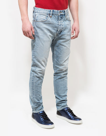 Neuw Blue Ray Tapered 'Noise Wash' Jeans