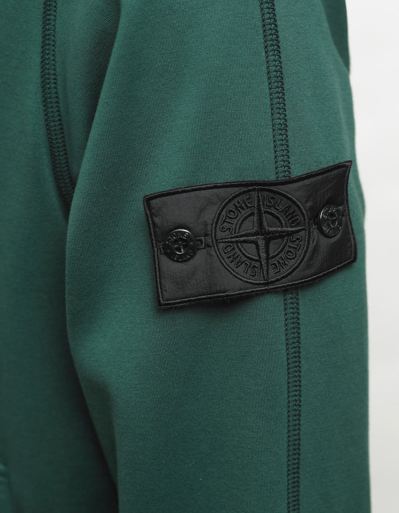 Jersey-R 3L Green Bomber Jacket