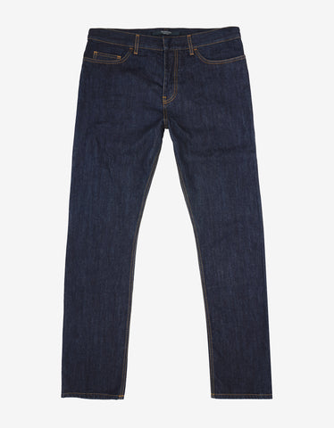 Valentino Blue Selvedge Denim Jeans
