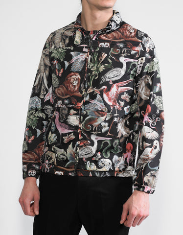 Valentino Fantastic Animals Nylon Windbreaker