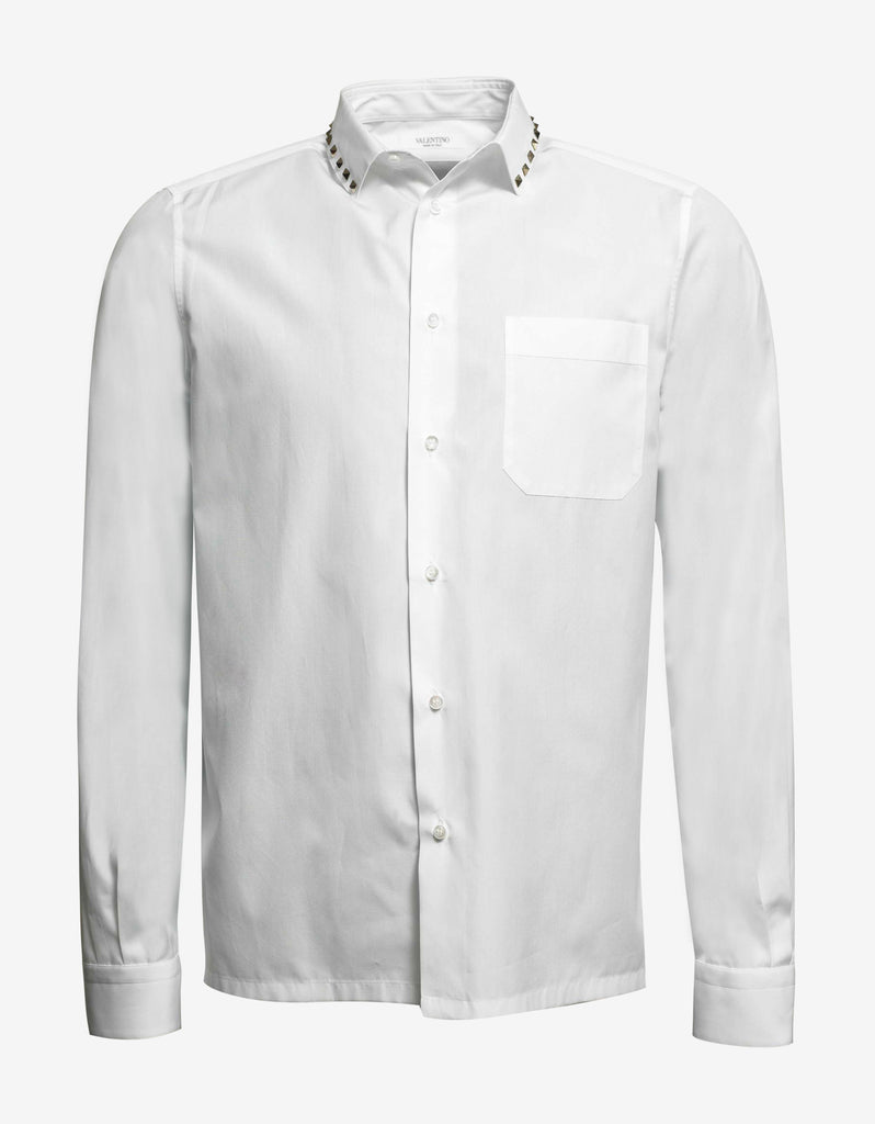 Rockstud Untitled White Shirt