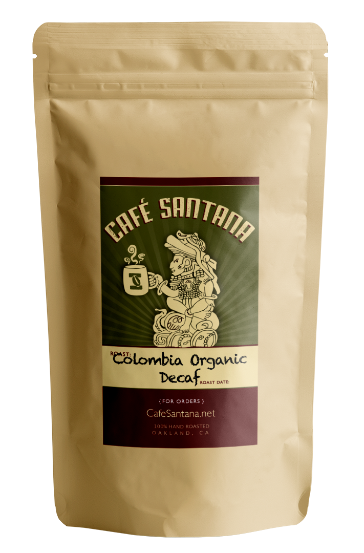 Colombia Organic Decaf