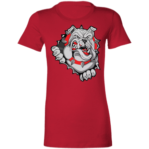 Lady Bulldogs Ladies' Favorite T-Shirt
