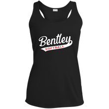 Load image into Gallery viewer, Lady Bulldogs Script Ladies' Racerback Moisture Wicking Tank