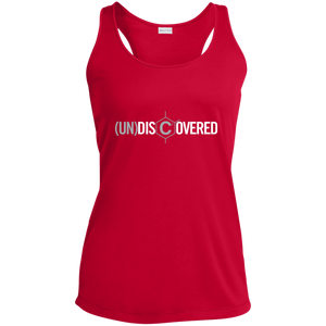 (un)discovered Ladies' Racerback Moisture Wicking Tank