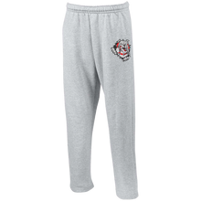 Load image into Gallery viewer, Lady Bulldogs Open Bottom Sweatpants with Pockets