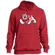 Load image into Gallery viewer, Bulldog Logo Tall Pullover Hoodie