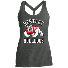 Load image into Gallery viewer, Bulldogs Ladies' Cosmic Twist Back Tank