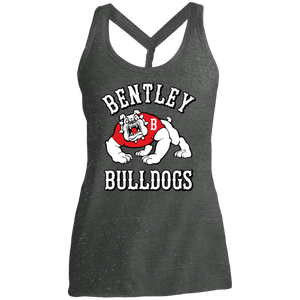 Bulldogs Ladies' Cosmic Twist Back Tank