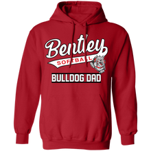Load image into Gallery viewer, Lady Bulldogs Dad Pullover Hoodie 8 oz.