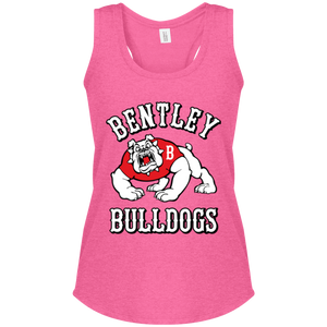Bulldogs Women's Perfect Tri Racerback Tank