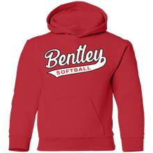 Load image into Gallery viewer, Lady Bulldogs Script Youth Pullover Hoodie