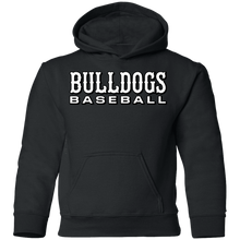 Load image into Gallery viewer, Bulldogs WM  Youth Pullover Hoodie