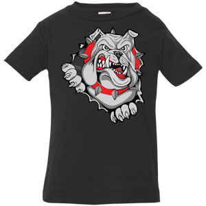 Lady Bulldogs Infant Jersey T-Shirt