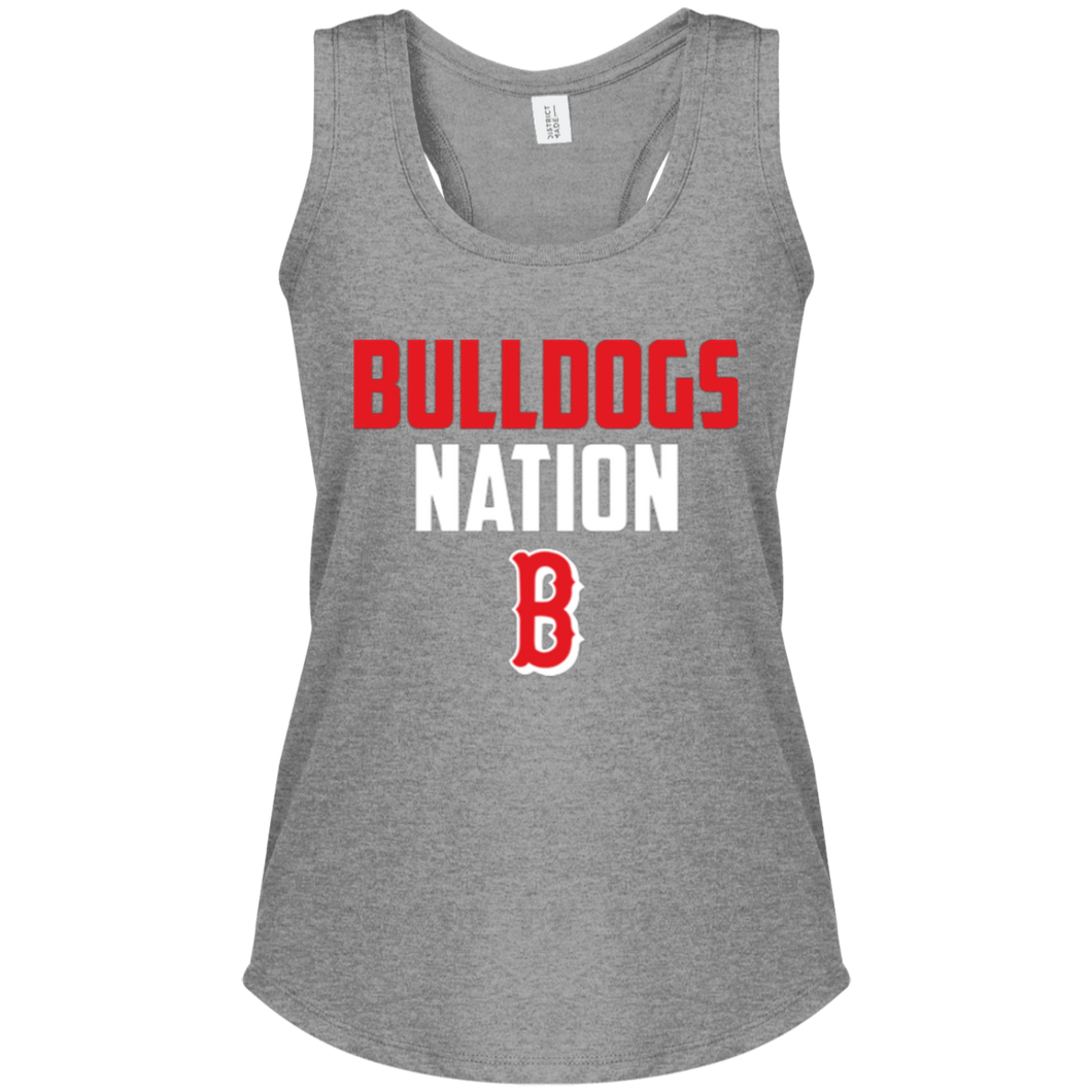 Nation Women's Perfect Tri Racerback Tank