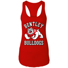 Load image into Gallery viewer, Bulldogs Ladies Ideal Racerback Tank