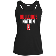 Load image into Gallery viewer, Nation Ladies' Racerback Moisture Wicking Tank