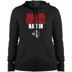 Lady Bulldogs Nation Ladies' Pullover Hooded Sweatshirt