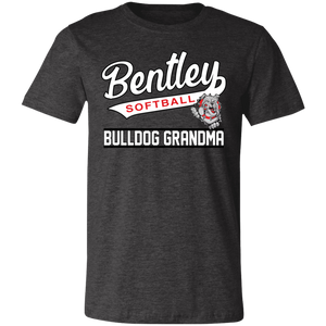 Lady Bulldogs Grandma Jersey Short-Sleeve T-Shirt