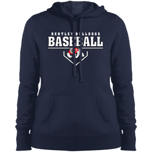 Plate Logo Ladies' Pullover Hooded Sweatshirt