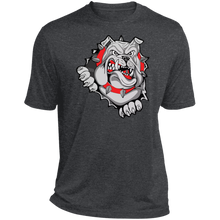 Load image into Gallery viewer, Lady Bulldogs Heather Dri-Fit Moisture-Wicking T-Shirt