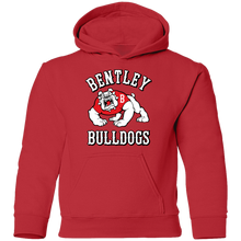 Load image into Gallery viewer, Bulldogs Full Logo  Youth Pullover Hoodie